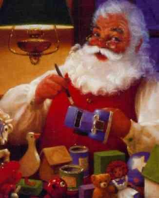 Santa Claus Clasico