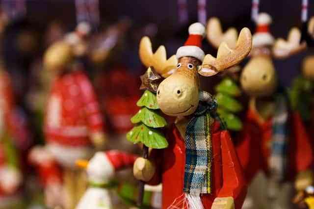 Pasar la Navidad en Islandia